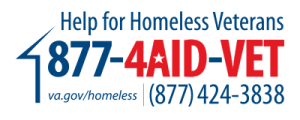 Homeless Veterans Hotline