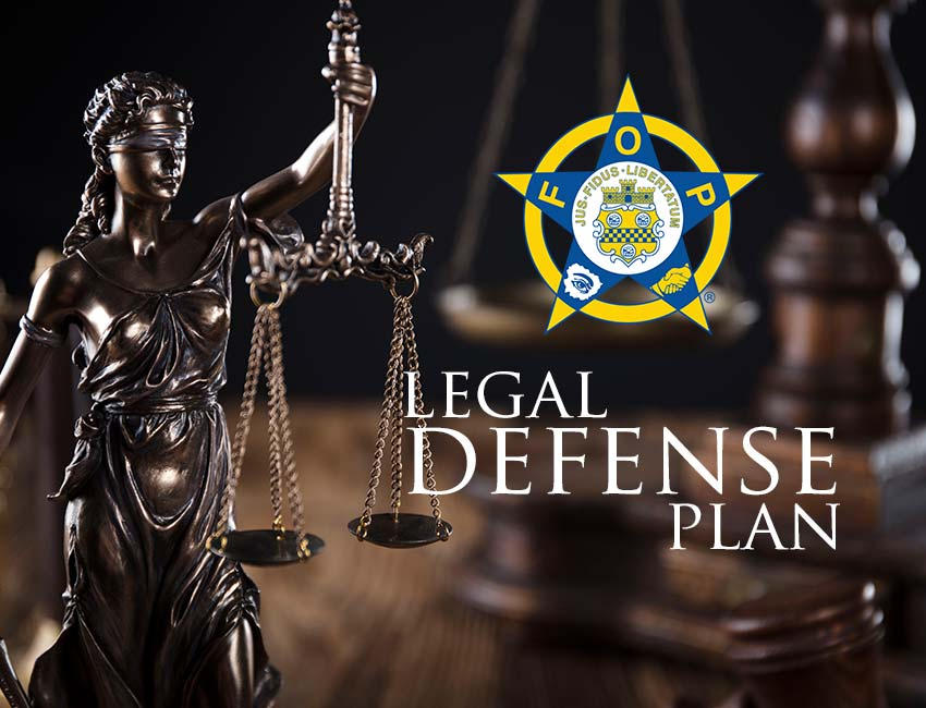 FOP Legal Defense Plan