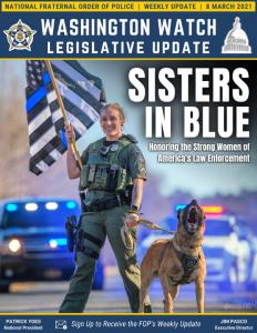 Sisters in Blue
