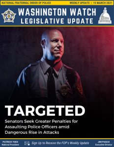 Targeted – Senators Seek Greater Penalties for Assaulting PO's