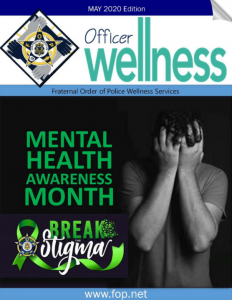 Officer Wellness - May 2020