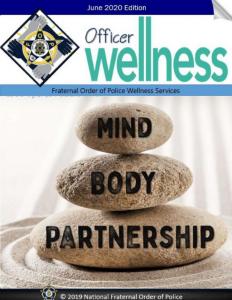 Officer Wellness - June 2020