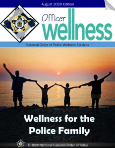 Officer Wellness - August 2020