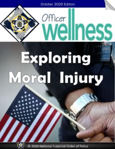 Officer Wellness - October 2020