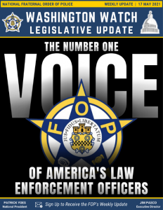 The Number One Voice of America's Law Enforcement Officers