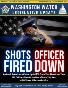 Shots Fired; Officer Down