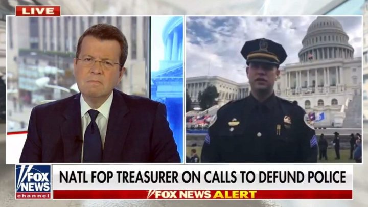 Fraternal Order of Police Treasurer: 'Defund the police' is dangerous and reckless trend